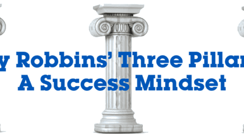 Tony Robbins' Three Pillars of A Success Mindset