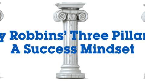 Tony Robbins' Three Pillars of A Success Mindset