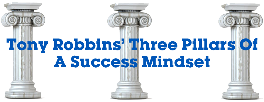 three pillars of success
