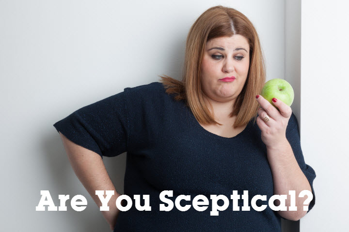 are you sceptical