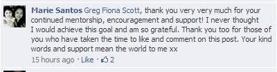 Greg and Fiona Scott testimonial