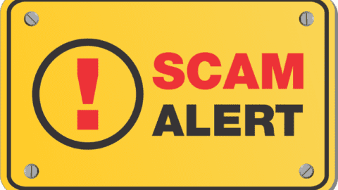 Warning: Scam!