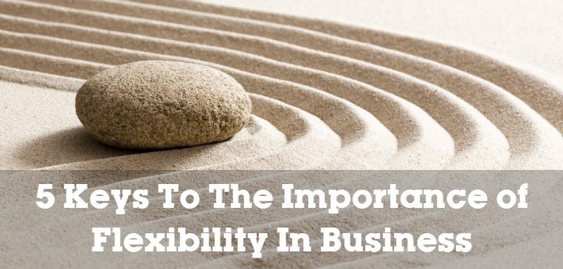 Flexibility In Business