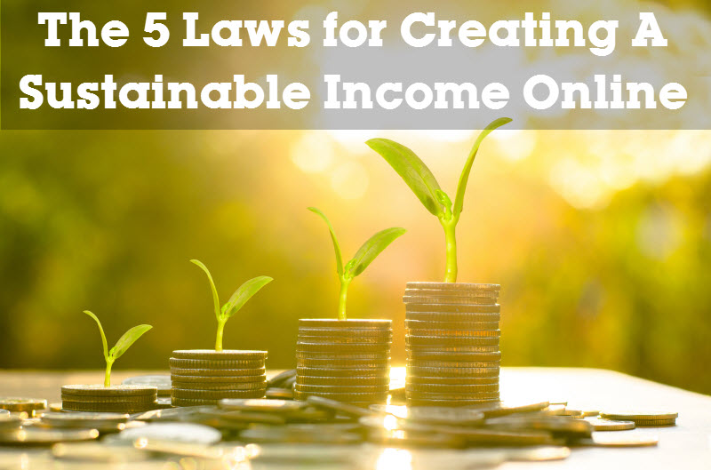 Sustainable Income Online