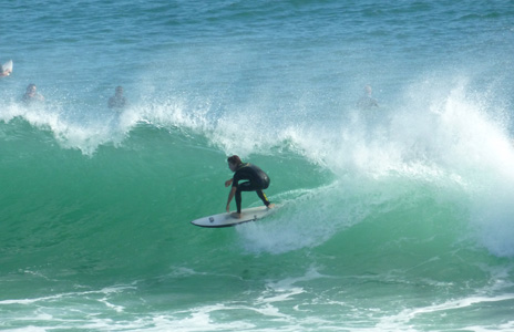 How Surfing Is Like Building a Business Online