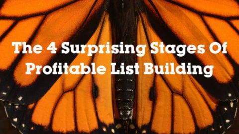 The 4 Surprising Stages Of Profitable List Building