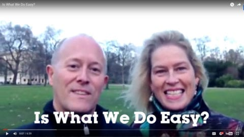 Is What We Do Easy?