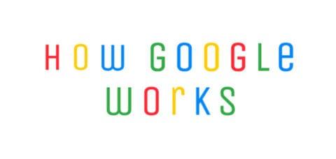 The Zen of How Google Works