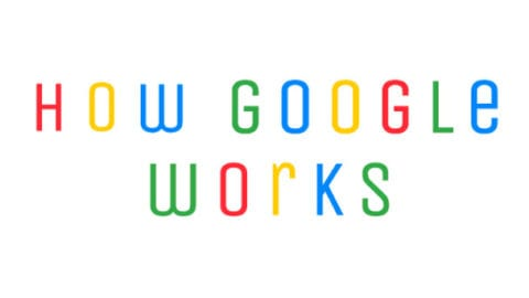 The Zen of How Google Works