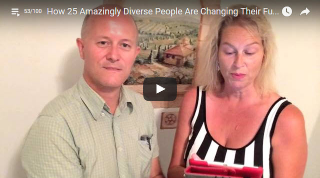 How 25 Amazingly Diverse People Are Changing Their Futures and Why