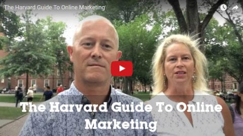 The Harvard Guide To Online Marketing