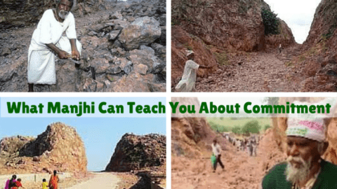 What Manjhi Can Teach You About Commitment