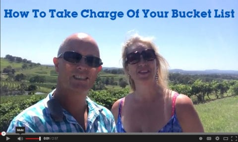 How To Take Charge Of Your Bucket List