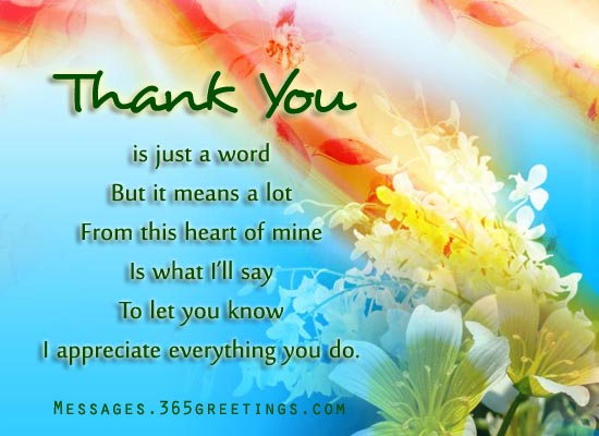 gratitude for all the help you are giving me