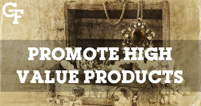 how to find high ticket products to promote