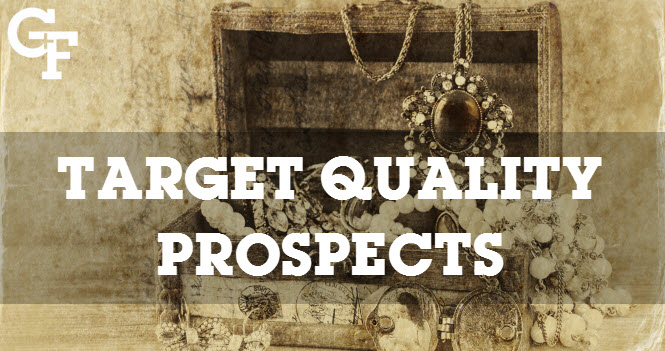 target quality prospects