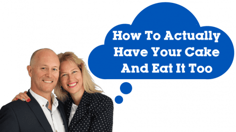 How To Actually Have Your Cake And Eat It Too