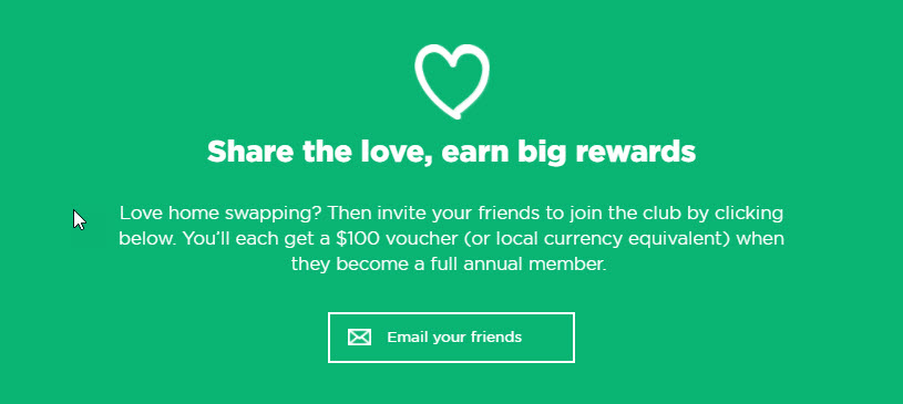 refer a friend to lovehomeswap