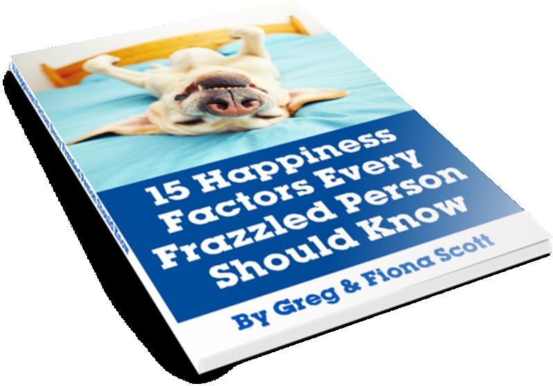 15 Happiness Attractor Factors