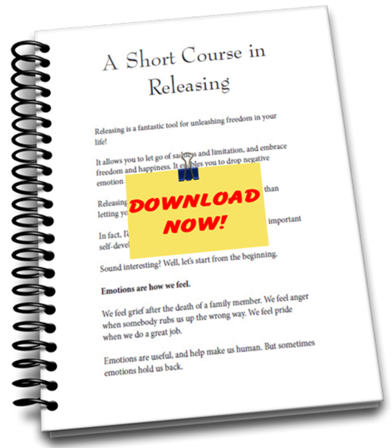 short course on releasing fears